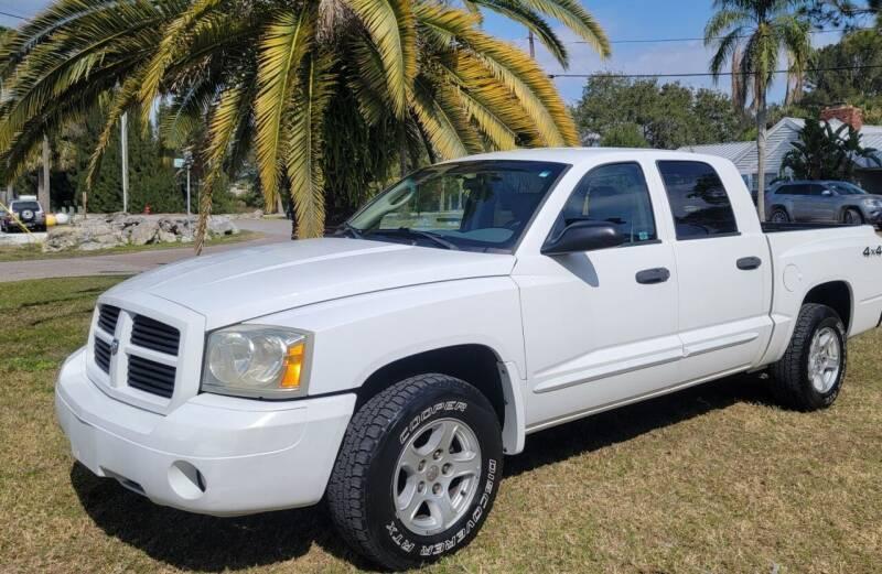 "2006 Dodge Dakota for sale at WHEELS ""R"" US 2017 LLC in Hudson FL"