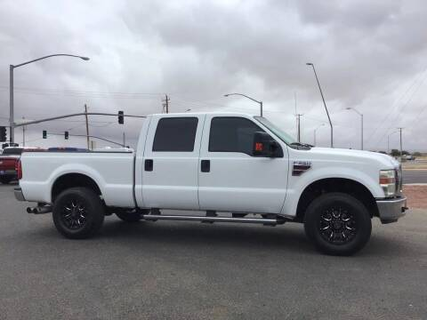 2008 Ford F-250 Super Duty for sale at SPEND-LESS AUTO in Kingman AZ