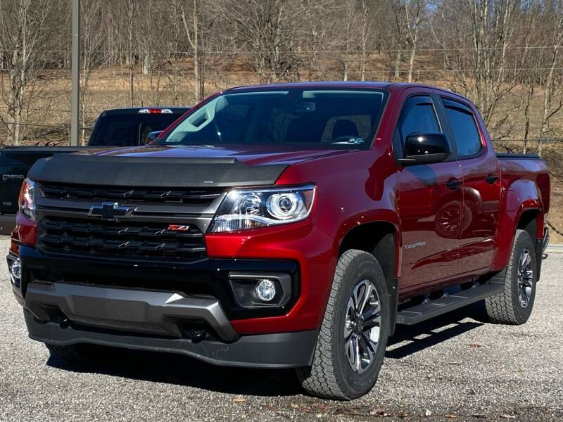 2021 Chevrolet Colorado for sale at Griffith Auto Sales in Home PA