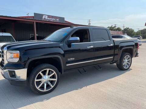 2015 GMC Sierra 1500 for sale at Angels Auto Sales in Great Bend KS