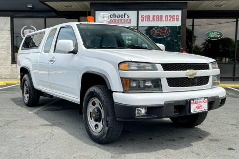 2012 Chevrolet Colorado for sale at Michaels Auto Plaza in East Greenbush NY