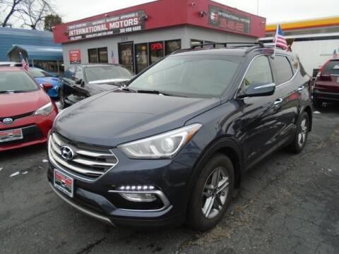 2018 Hyundai Santa Fe Sport for sale at International Motors in Laurel MD