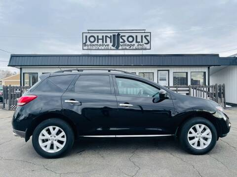 2012 Nissan Murano for sale at John Solis Automotive Village in Idaho Falls ID