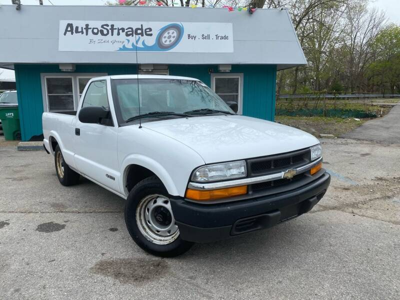 2002 Chevrolet S-10 for sale in Indianapolis, IN