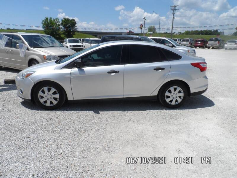 2014 Ford Focus for sale at Town and Country Motors in Warsaw MO