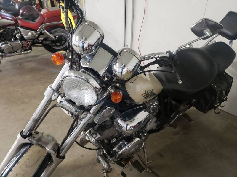 1995 Yamaha Virago for sale at Apex Auto Group in Cabot AR