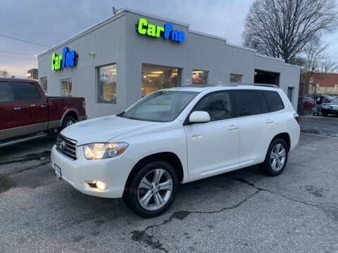 2008 Toyota Highlander for sale at Car One in Essex MD