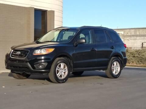 2011 Hyundai Santa Fe for sale at AUTOMOTIVE SOLUTIONS in Salt Lake City UT