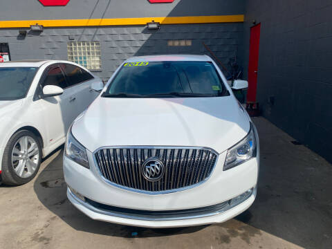 2015 Buick LaCrosse for sale at Matthew's Stop & Look Auto Sales in Detroit MI