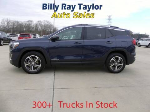 2019 GMC Terrain for sale at Billy Ray Taylor Auto Sales in Cullman AL