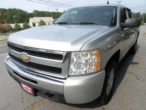 2010 Chevrolet Silverado 1500 for sale at AUTO CONNECTION LLC in Springfield VT