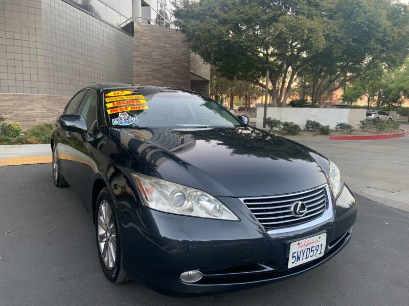 2007 Lexus ES 350 for sale at Right Cars Auto Sales in Sacramento CA
