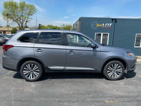 2019 Mitsubishi Outlander for sale at THE LOT in Sioux Falls SD