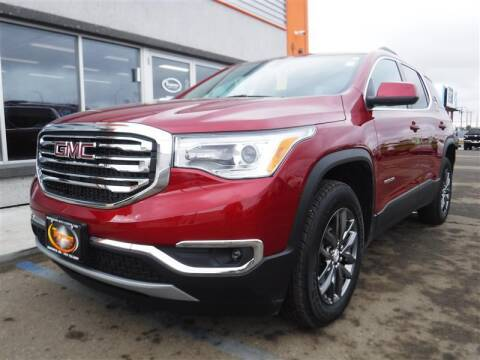 2019 GMC Acadia for sale at Torgerson Auto Center in Bismarck ND