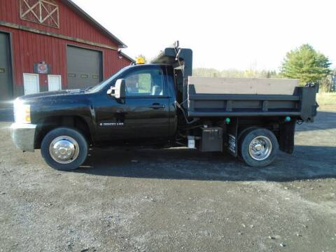 2008 Chevrolet Silverado 3500HD for sale at Celtic Cycles in Voorheesville NY