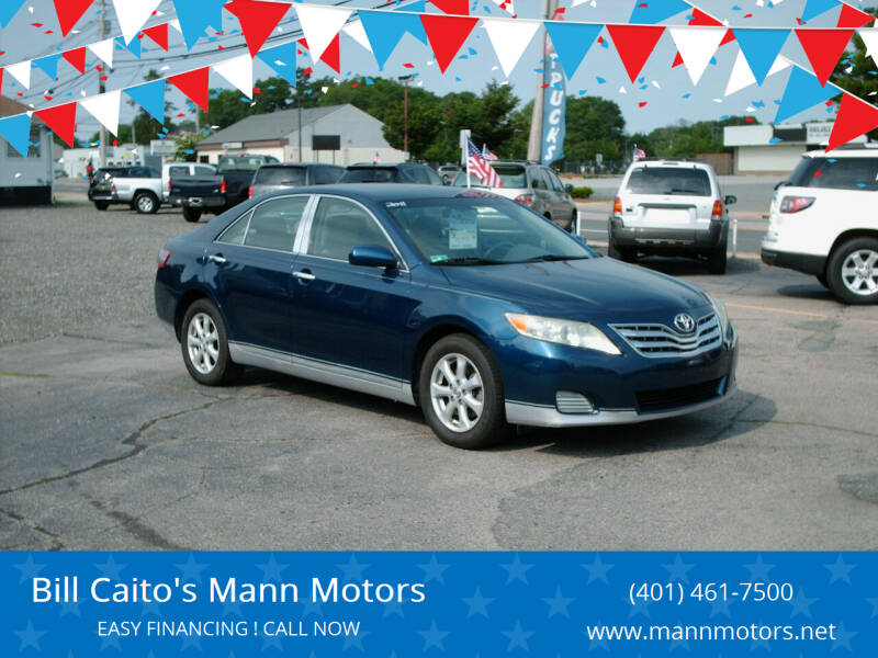 2011 Toyota Camry for sale at Bill Caito's Mann Motors in Warwick RI