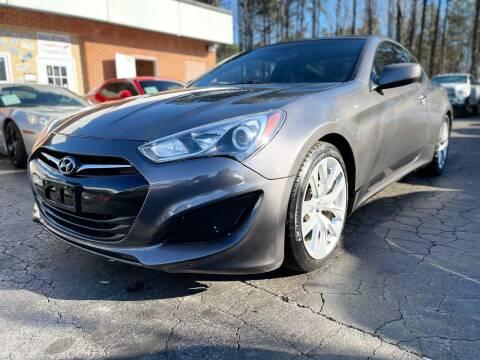 2013 Hyundai Genesis Coupe for sale at Magic Motors Inc. in Snellville GA