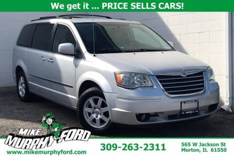 2010 Chrysler Town and Country for sale at Mike Murphy Ford in Morton IL