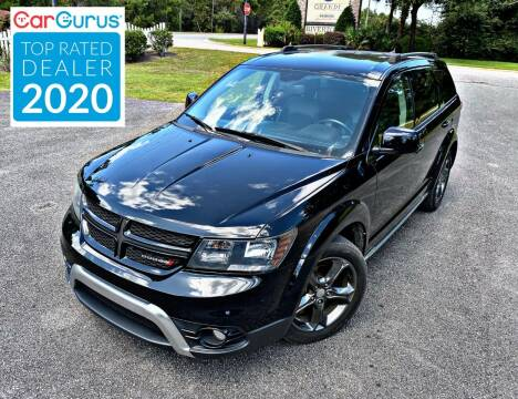 2016 Dodge Journey for sale at Brothers Auto Sales of Conway in Conway SC
