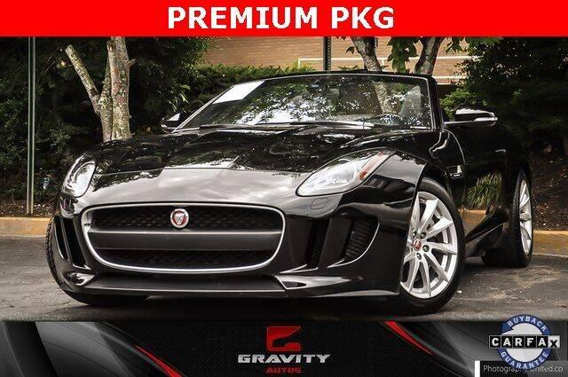 2017 Jaguar F-TYPE for sale at Gravity Autos Atlanta in Atlanta GA