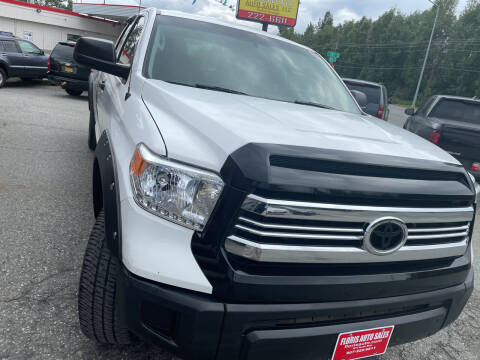 2015 Toyota Tundra for sale at FLORIS AUTO SALES in Anchorage AK