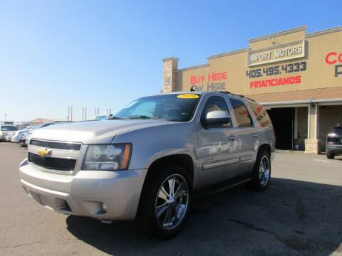 2009 Chevrolet Tahoe for sale at Import Motors in Bethany OK