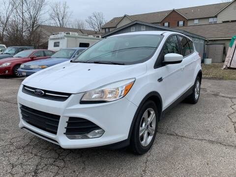 2014 Ford Escape for sale at Cosmetic Auto Restoration LLC in Columbus OH