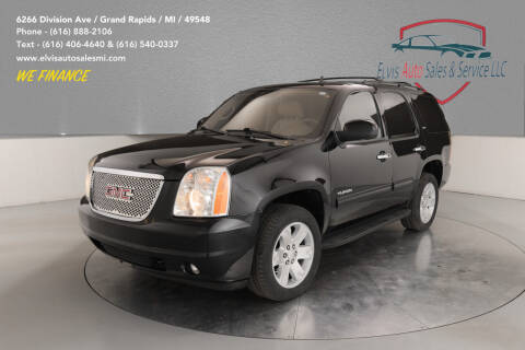 2010 GMC Yukon for sale at Elvis Auto Sales LLC in Grand Rapids MI