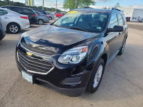 2017 Chevrolet Equinox for sale at Swan Auto in Roscoe IL