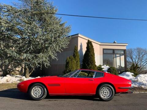 1969 Maserati Ghibli 4.7 Coupe for sale at Gullwing Motor Cars Inc in Astoria NY