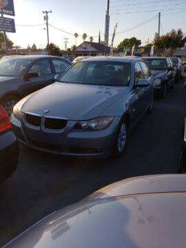 2007 BMW 3 Series for sale at Thomas Auto Sales in Manteca CA
