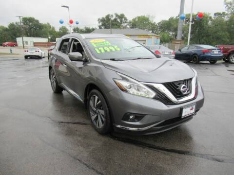 2015 Nissan Murano for sale at Auto Land Inc in Crest Hill IL
