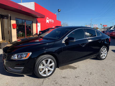 2016 Volvo S60 for sale at New To You Motors in Tulsa OK