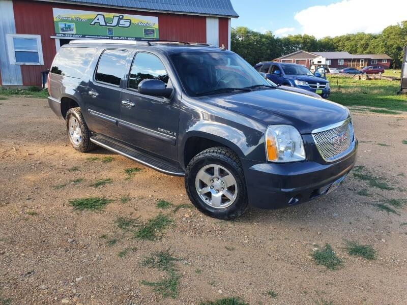 2008 GMC Yukon XL for sale at AJ's Autos in Parker SD