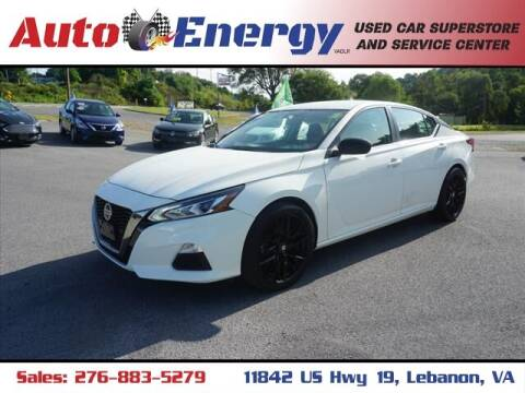 2019 Nissan Altima for sale at Auto Energy in Lebanon VA
