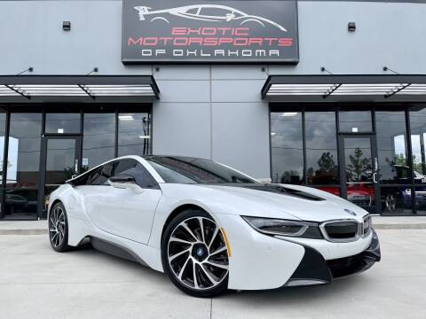 2014 BMW i8 for sale at Exotic Motorsports of Oklahoma in Edmond OK
