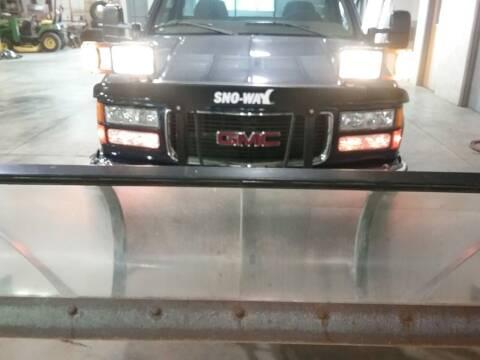 1998 SNO-WAY 7.5' SNOW PLOW for sale at Flaherty's Hi-Tech Motorwerks in Albert Lea MN