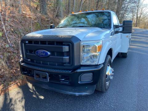 2015 Ford F-350 Super Duty for sale at Lenoir Auto in Lenoir NC
