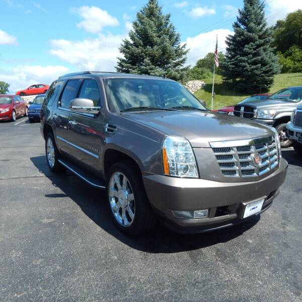 2011 Cadillac Escalade for sale at TIM'S ALIGNMENT & AUTO SVC in Fond Du Lac WI