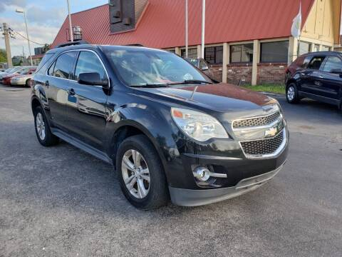 2013 Chevrolet Equinox for sale at City Automotive Center in Orlando FL