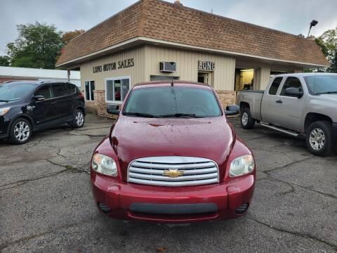 2009 Chevrolet HHR for sale at Long Motor Sales in Tecumseh MI
