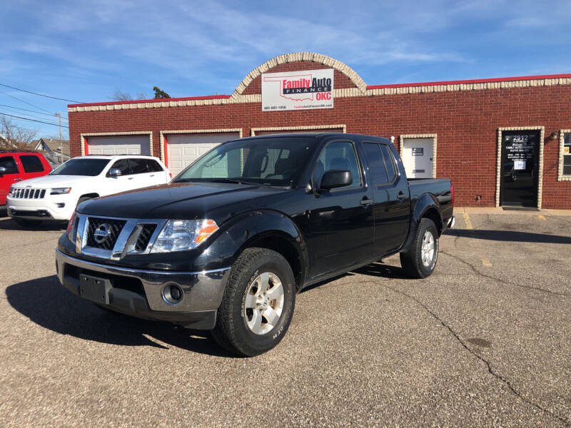 2009 Nissan Frontier for sale at Family Auto Finance OKC LLC in Oklahoma City OK