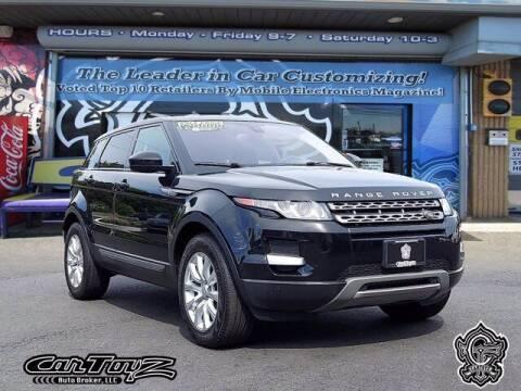 2015 Land Rover Range Rover Evoque for sale at Distinctive Car Toyz in Pleasantville NJ