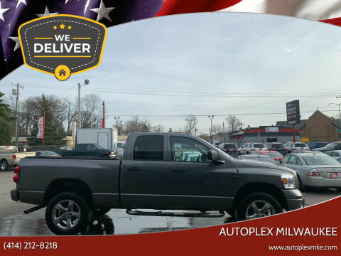 2007 Dodge Ram Pickup 1500 for sale at Autoplex Milwaukee in Milwaukee WI