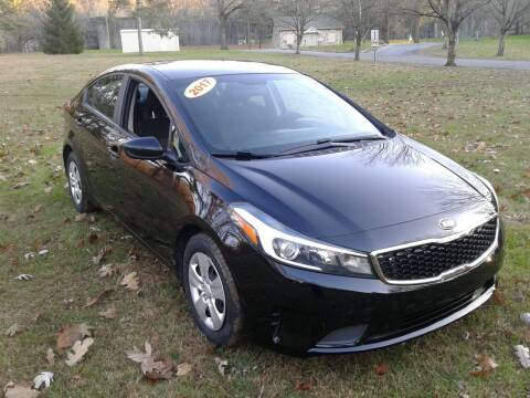 2017 Kia Forte for sale at ELIAS AUTO SALES in Allentown PA