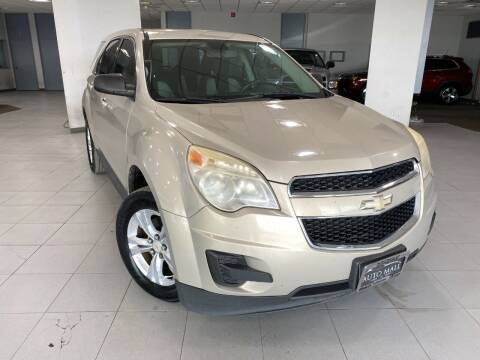 2011 Chevrolet Equinox for sale at Auto Mall of Springfield in Springfield IL
