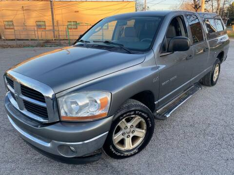 2006 Dodge Ram Pickup 1500 for sale at Supreme Auto Gallery LLC in Kansas City MO