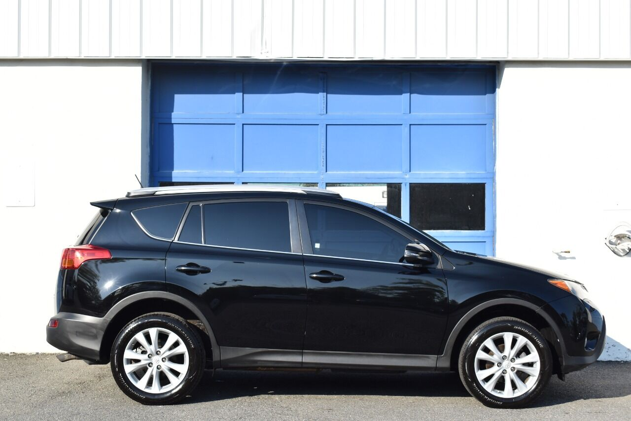 2014 Toyota RAV4 Limited AWD 4dr SUV full