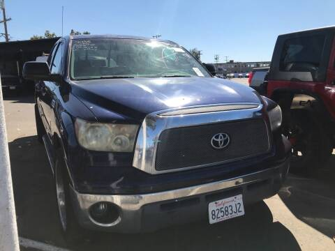 2008 Toyota Tundra for sale at BMT Auto Sales in Fresno nul