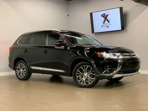 2017 Mitsubishi Outlander for sale at TX Auto Group in Houston TX
